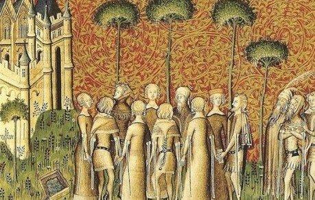 Dalla caduta di Roma al Medioevo