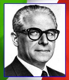 III – Giovanni Gronchi ( in carica dal 11 maggio 1955 al 11 maggio 1962)
