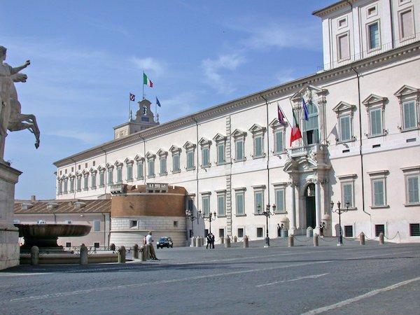 2 Giugno: aperti al pubblico i Giardini del palazzo del Quirinale