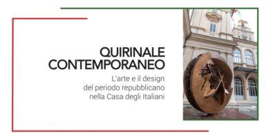 """""""Quirinale contemporaneo"""": dal 2 giugno nella Casa degli Italiani"""
